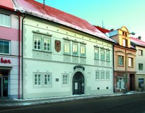 Rožmberský dům v Soběslavi