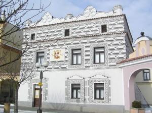 Weisův dům ve Veselí nad Lužnicí