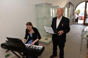 06 vystoupení Martiny Pechové a Miroslava Čížka