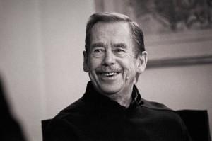 Vaclav Havel - foto Oldrich Skacha_nahled